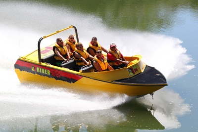 River Jets (Thrill Ride) Fiji
