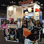 Taiwan strong MICE team at IT&CMA 2015 with Stickiest Marketing & Promotion Award