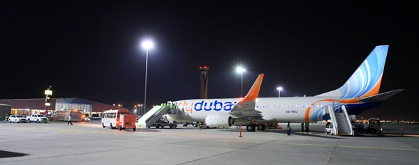 flydubai at DWC