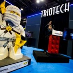 LEGOLAND CALIFORNIA RESORT AND TRIOTECH PRESENT MAESTRO HAND GESTURE TECH AT IAAPA