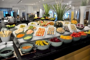 5. Festive Buffet at Cage G