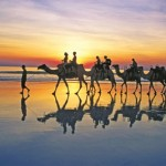 Cable Beach Sunset Camel Ride, Broome