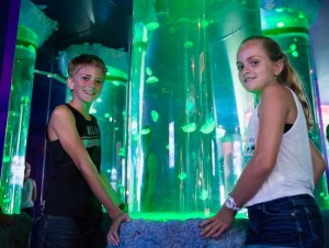Children in Jelly Fish Kingdom