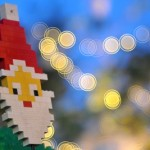 Decorations on Asia's Tallest LEGO Duplo Tree