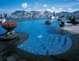Harbour Grand Kowloon Rooftop  Pool 1