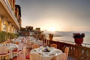 Italy Sorrento GHEV Dining Terrace