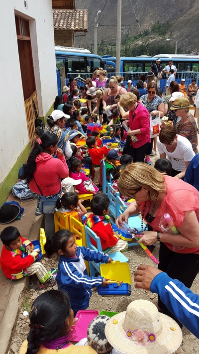 Local school supported by Scenic in Ollantaytambo (1)