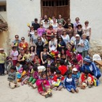 Local school supported by Scenic in Ollantaytambo