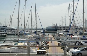 MAJORCA playthings of the rich and famous fill Palma's marina.HRead.rsz