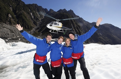 Pure enjoyment - a Franz Josef Heli Hike_media