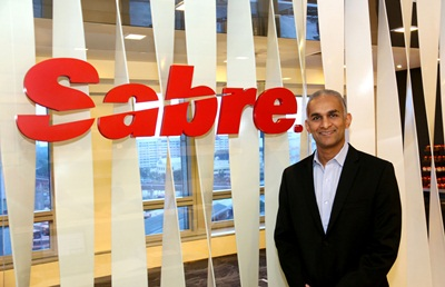 Roshan Mendis SVP Sabre Travel Network Asia Pacific