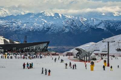 Significant developments at The Remarkables ski area in the past two years
