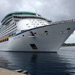 Voyager of the Seas in Port Vila