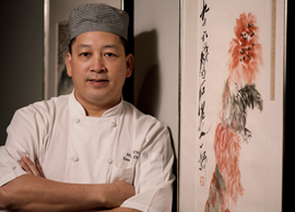 Executive Chef Siu Hin-Chi