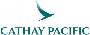 IN. Cathay Pacific's new logo