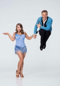 Bindi and Derek Dancing with the Stars