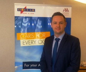 Dominic Hagerty, Head of Sales & Marketing, Dollar Rent A Car