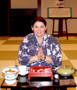 Jennifer Jones PTM- Hakone Banquet Dinner