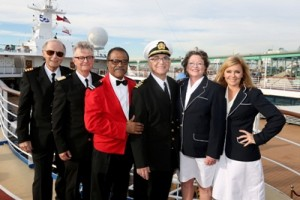 Princess Cruises - Love Boat Cast Reunion