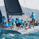 Windsikher, winner IRC 0 Phuket King's Cup 2015.