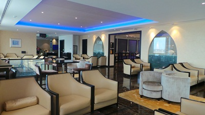 Airport Lounge – Business Class