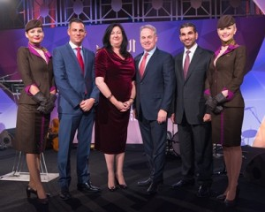 Etihad Airways named ATW Airline of the Year 2016