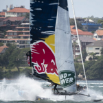 Extreme Sailing Series 2015 Sydney Red Bull Sailing Team of Austria