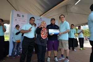 Grand Prize Winner _ Courtesy from Enrich by Malaysia Airlines and Agora Hospitalities