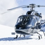 Over the Top's new AS355 twin-engine helicopter