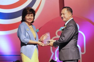 TG164 THAI Wins Building Excellence Award for Facilitating the Disabled 2015