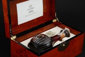Taylor's very old port, 1863 vintage