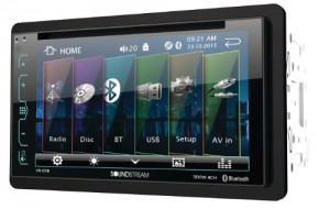 Soundstream AptiX series VR-65B head unit (PRNewsFoto/Epsilon Electronics Inc.)