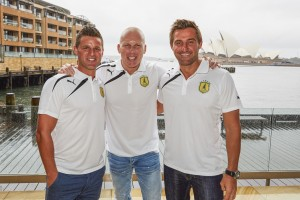 Australian Legends Jason Culina, Robbie Slater and David Zdrilic_Destina...