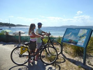 Bike hire in Port Stephens - 2