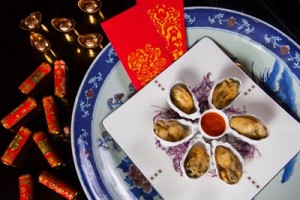Deep-fried HengShan Oyster with Grain Wine Sauce