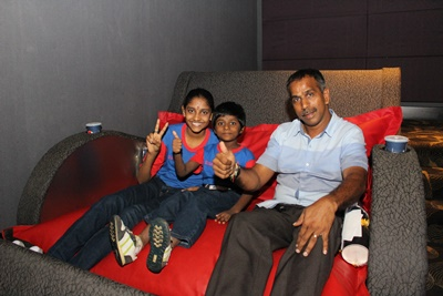 Fun – filled day helps enrich lives of underprivileged kids.