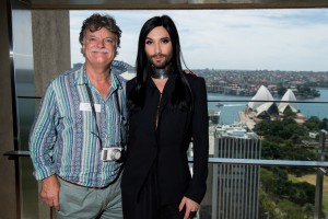 CONCHITA WURST MEDIA EVENT - Conchita- Photo Ken Butti