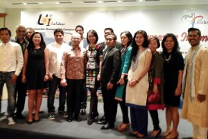 Bali suppliers at U&I's roadshow in Mumbai
