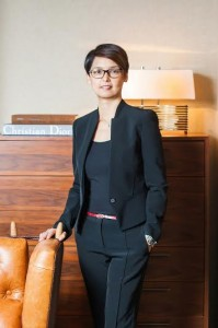 Alicia Too, GM of Lanson Place Hotel HK