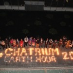 CHATRIUM HOTEL ROYAL LAKE YANGON SUPPORTS EARTH HOUR 2016 (1)