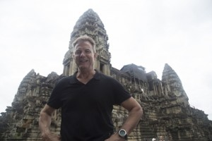 David Reyne in South East Asia