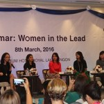 International Women's Day in Myanmar 1