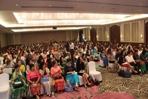 International Women's Day in Myanmar 2