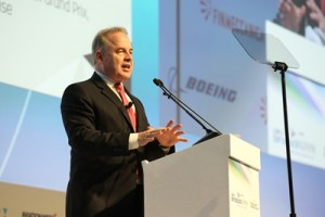 James Hogan, Etihad Airways PCEO - Global Aerospace Summit