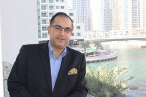 Mr Siddharth Mehra, General Manager of La Verda Dubai Marina Suites & Vi...