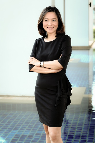 Ms. Nuengruethai Sa-nguansakpakdee_Group Director of Marketing
