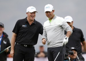 2016 BMW ISPS HANDA NEW ZEALAND OPEN, DAY FOUR