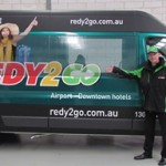 Redy2Go Bus plus Driver - August 2014
