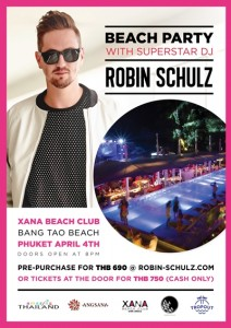 Robin Schulz Party Poster WEB ONLY (1)