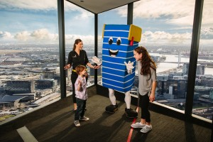 Skydeck Day- Deckstar and kids